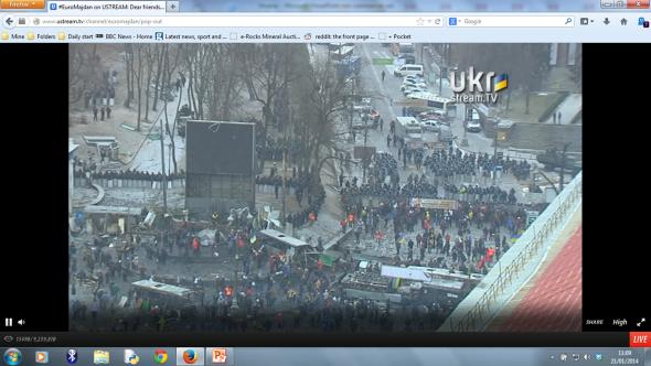 Ukraine live stream