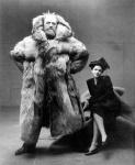 arctic explorer posing